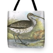 Common Curlew Tote Bag
