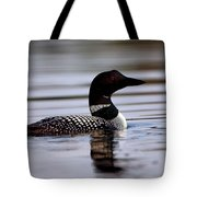 Common Loon 8 Tote Bag