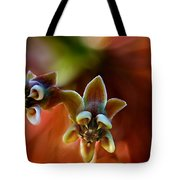 Common Milkweed Tote Bag