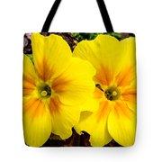 Common Primrose 1 Tote Bag