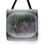 Common Yellowthroat - Bird Tote Bag