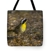 Common Yellowthroat Tote Bag