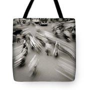 Urban Swirl Tote Bag