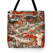 Communist Revolution 1949 Tote Bag