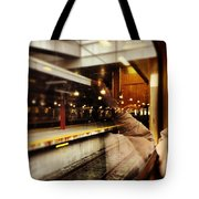 Commuter Life Tote Bag