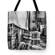 Com'n To Town For Supplies Tote Bag