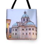 Como Cathedral Tote Bag