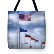 Competing Countries V2 Tote Bag