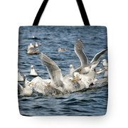 Competition Tote Bag