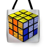Complexity Of Income Tax Return Tote Bag