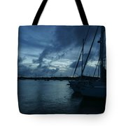 Composed Silence Tote Bag