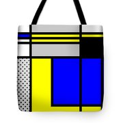 Composition 101 Tote Bag