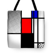 Composition 105 Tote Bag