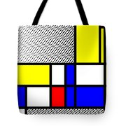Composition 111 Tote Bag
