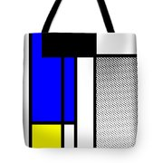 Composition 119 Tote Bag