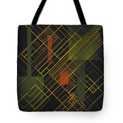 Composition 15 Tote Bag