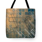 Composition 45 Tote Bag