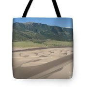 Composition Divide Tote Bag