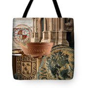 Composition For Poster Xiv Jornadas De Estudios Calagurritanos Tote Bag by RicardMN Photography