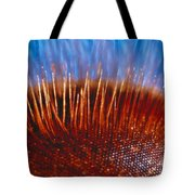Compound Eye Of A Bee Tote Bag