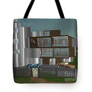 Concept Home Tote Bag