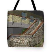 Concept Railing Tote Bag