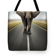 Heavy Duty Transport / Travel By Road Tote Bag