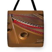 Concert Grand Tote Bag