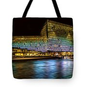 Concert Hall Tote Bag