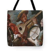 Concertino Tote Bag