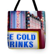 Concession Stand Tote Bag