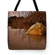 Conch Hatteras Sound 2/10 Tote Bag
