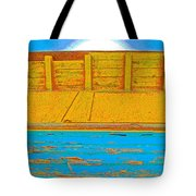 Conch House Tote Bag