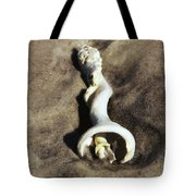 Conch Shell Spiral Tote Bag