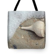 Conch Shell Vacation Tote Bag