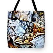 Conch Shells From St John Tote Bag