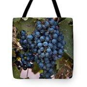 Concord Grapes Tote Bag