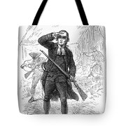 Concord: Minuteman, 1775 Tote Bag by Granger