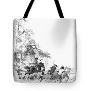Concord: Minutemen, 1775 Tote Bag