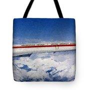 Concorde Tote Bag
