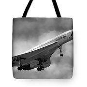 Concorde Supersonic Transport S S T Tote Bag