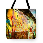 Condemned Tote Bag