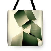 Condescending Cubes Tote Bag