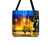 Condescending Knight Tote Bag