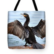Conductor Tote Bag by Deb Halloran