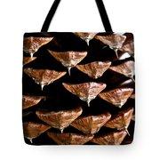 Cone Close Up Tote Bag