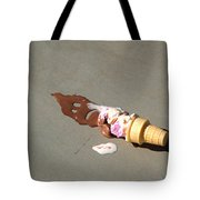 Cone Death  Tote Bag