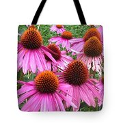 Cone Flowers 2 Tote Bag