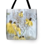 Coneflower And Bee 1  Tote Bag