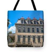 Charleston Confederate Home Tote Bag